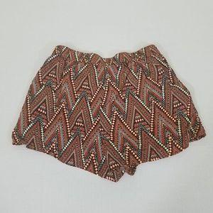H&M Divided Womens Orange Size 4 Shorts